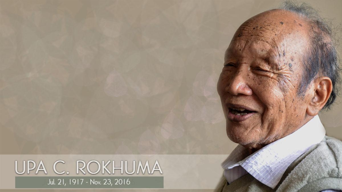 UPA C. ROKHUMA