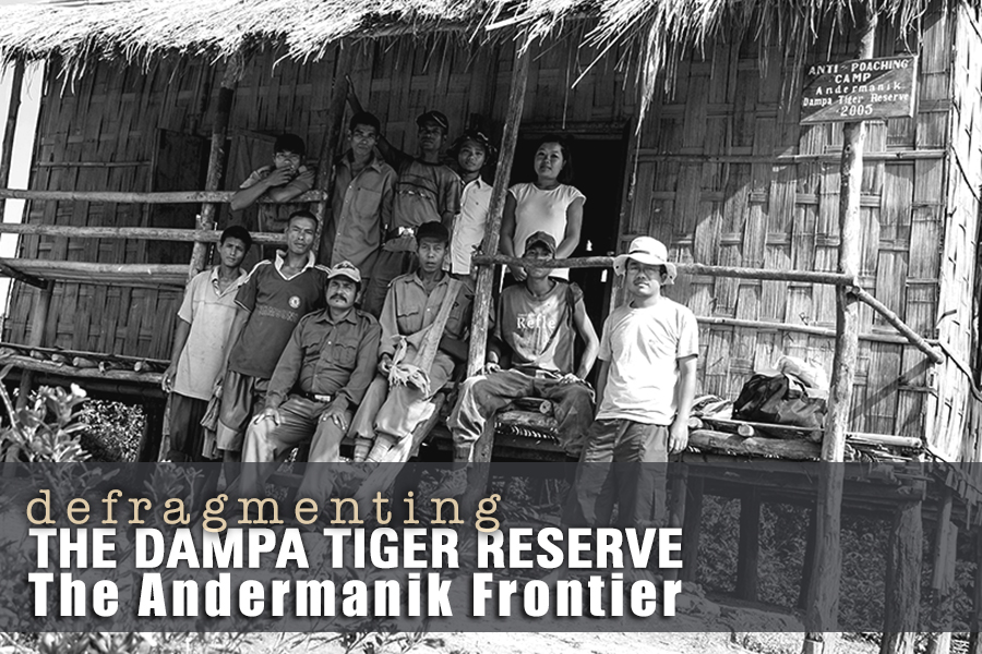Defragmenting The Dampa Tiger Reserve: The Andermanik Frontier