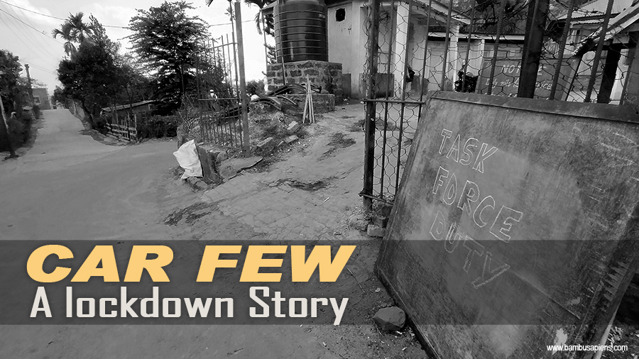 CAR FEW: A lockdown story
